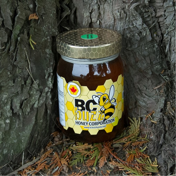 bc buzz package design