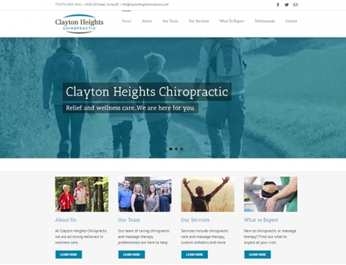 Clayton Heights Chiropractic