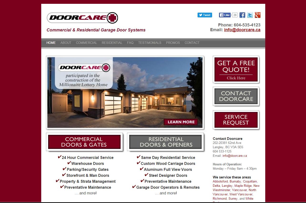brand identity doorcare