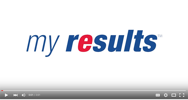 my results video design life labs