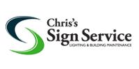 Chris's Signs Service